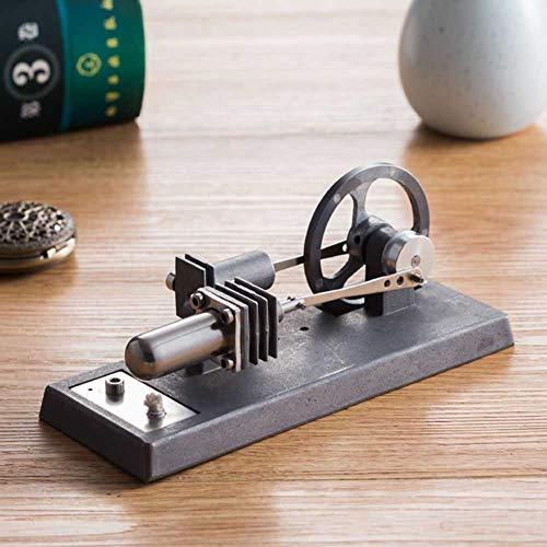 Longzhuo Motor Stirling de Aire Caliente Juguete Educativo Modelo de generador de...