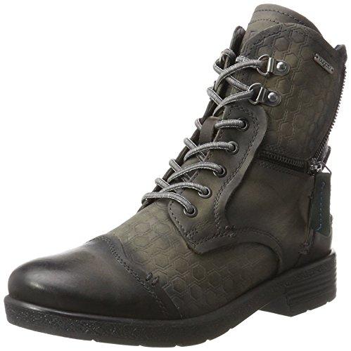 bugatti Damen 421328301269 Stiefel, Grau (Dark Grey/Dark Grey), 38 EU