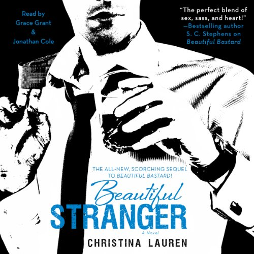 Beautiful Stranger                   Auteur(s):                                                                                                                                 Christina Lauren                               Narrateur(s):                                                                                                                                 Grace Grant,                                                                                        Jonathan R. Cole                      Durée: 8 h et 6 min     14 évaluations     Au global 4,9
