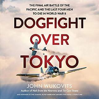 Page de couverture de Dogfight over Tokyo