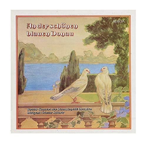 An Der Schönen Blauen Donau /Strauß-Konzert Der Staatskapelle Dresden Vinyl LP