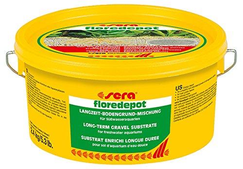 Sera Floredepot - Bolsa para sustrato de Grava, 5 Libras