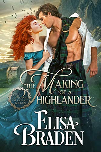 The Making of a Highlander (Midnight in Scotland Book 1) (English Edition)
