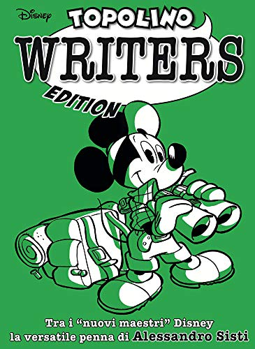 Topoino Writers Edition - Alessandro Sisti