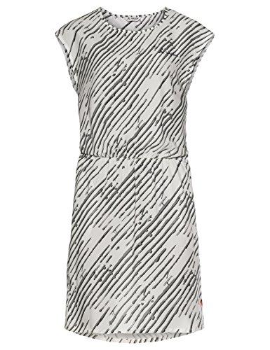 VAUDE Lozana Robe pour Femme Blanc cassé Taille 38