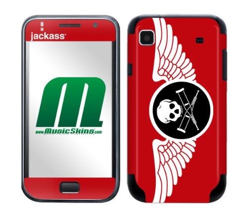 MusicSkins Jackass Wings - Skin para Samsung Galaxy S International (GT-I9000)