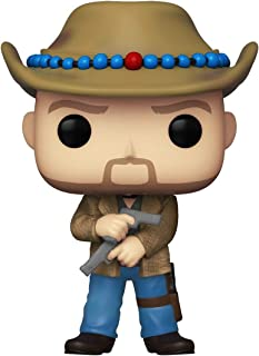 Funko 49100 POP Movies: Zombieland-Tallahassee Collectible Toy, Multicolour