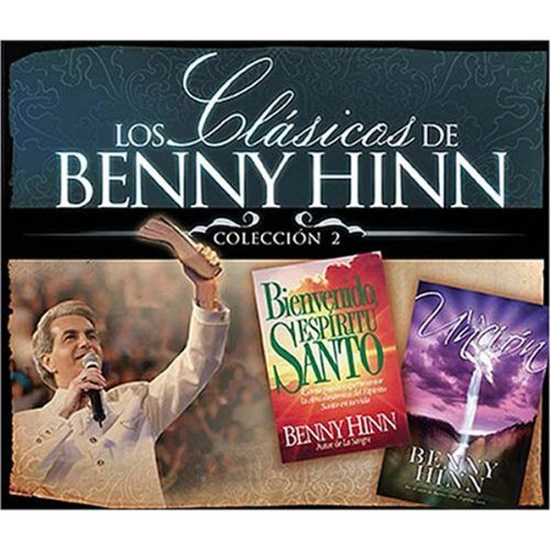 Los Clasicos de Benny Hinn II [Benny Hinn's Classics, Collection 2] audiobook cover art