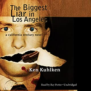 The Biggest Liar in Los Angeles audiobook cover art