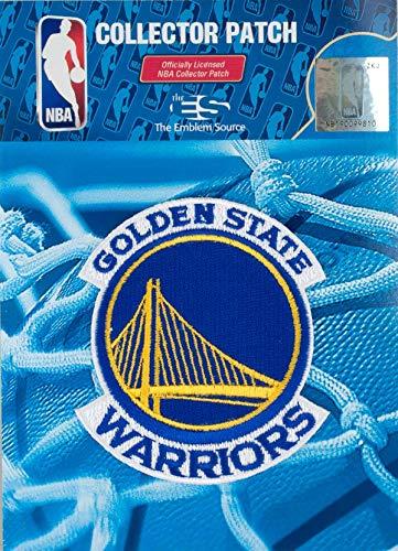 Emblem Source Golden State Warriors Collectors 3' Patch