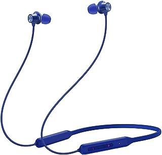 (Renewed) OnePlus Bullets Wireless Z Bass Edition (Bass Blue)
