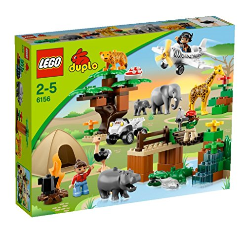Lego DUPLO 6156 Safari-Abenteuer
