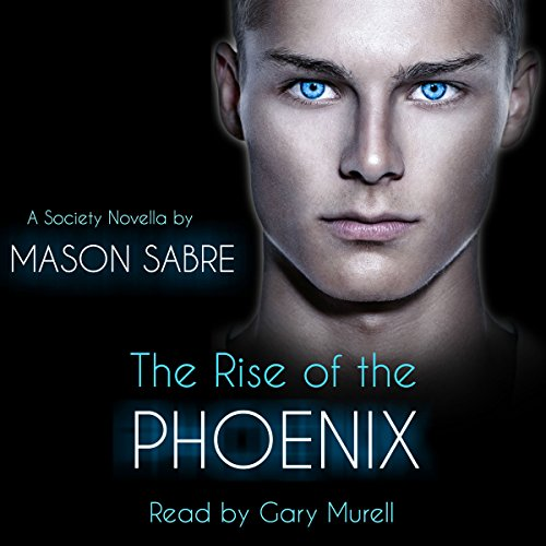 The Rise of the Phoenix audiobook cover art