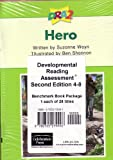 Developmental Reading Assessment Second Edition 4-8; Benchmark Book Package of 28 Different Titles
