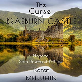 The Curse of Braeburn Castle: Halloween Murders at a Scottish Castle cover art