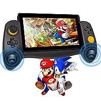 Nintendo Switch用 コントローラー ケース一体 振動・ジャイロ機能搭載 日本語説明書付き