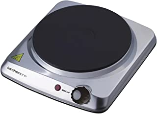 Portable Electric Single hot Plate Cook Top Cooker HotPlate Cooktop Stove Caravan camping