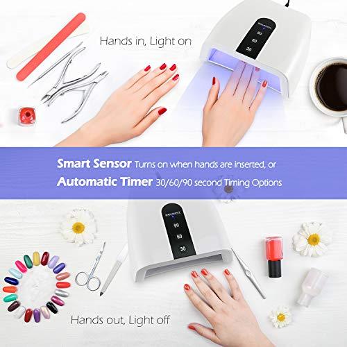 Belmint 9W Nail Dryer LED Lamp