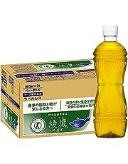 [トクホ] コカ・コーラ 綾鷹 特選茶 ラベルレス 500mlPET×24本