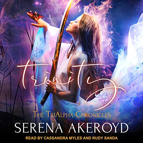 Trinity Audiobook By Serena Akeroyd cover art