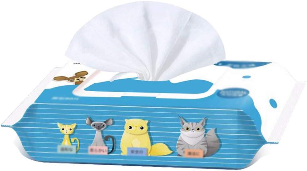 1 Pack Pet Daily bargain sale Dog Cat Wipes Wet Deodorizi trust Tissue Hypoallergenic