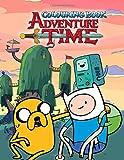 Adventure Time Colouring Book: Jumbo Colouring Book: Hora de Aventuras...