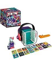 LEGO43106VIDIYOUnicornDJBeatboxCréateurdeClipVidéoMusique,JouetMusicalavecLicorne,AppliSetdeRéalitéAugmentée