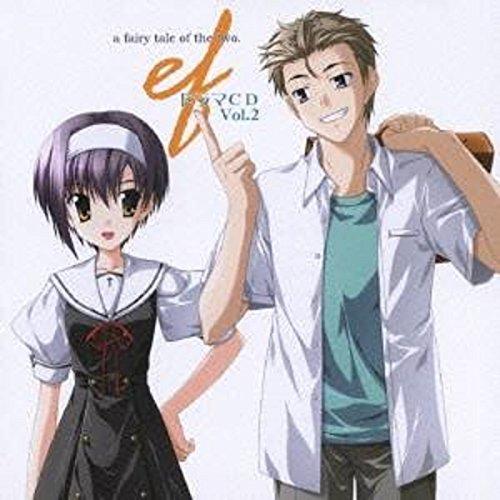 『「ef-a fairy tale of the two.」ドラマCD Vol.2』のカバーアート