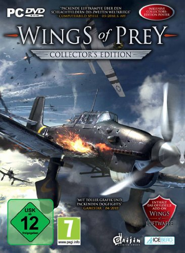 Wings of Prey Collectors Edition (PC) [Importación alemana]