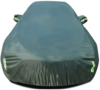 Car Cover Compatible with BMW 7 Series 760Li Individual Diamond Onyx Car Covers Waterproof Rainproof Indoor Outdoor Breathable Cover Oxford Cloth Snow Proof Windproof UV Resistant All Weather