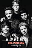 One Direction Who We are Pop Group Wall Decor Poster 16x25'