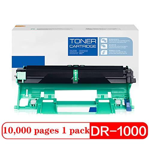 Compatibel Toner Cartridge Vervanging voor TN-1000, voor Brother Printer HL-1110 1210W DCP-1510 1610W MFC-1810 1815 1910W 1915W Cartridge high-Volume kantoorbenodigdheden Print 1500 pagina's size Drumrack
