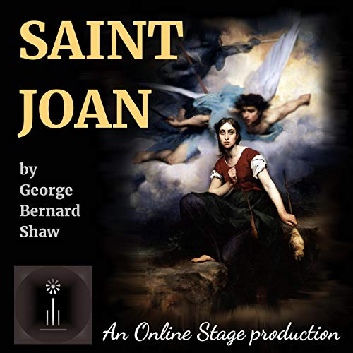 Saint Joan  By  cover art