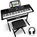 Best Electronic Keyboards - 61-Key Portable Electronic Keyboard Piano for Beginners Review