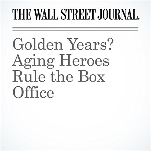 Golden Years? Aging Heroes Rule the Box Office copertina