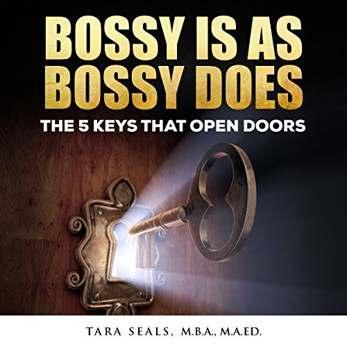 Bossy Is as Bossy Does  By  cover art