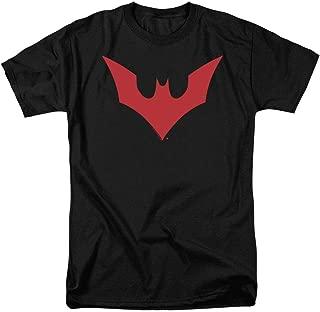 red batman shirt