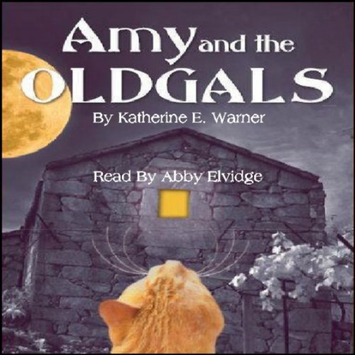 Amy and the OLDGALS audiobook cover art