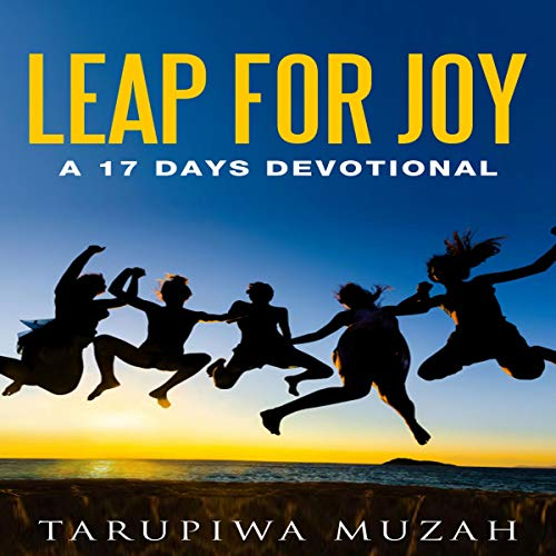 Leap for Joy: A 17 Days Devotional audiobook cover art