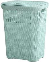 LJDQJS Fashion backpack laundry basket laundry basket high school basketball Sale clothing at home (Color: Beige) (Color :...