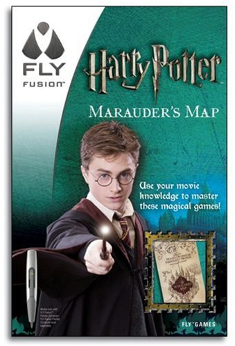 FLY Fusion8482; Harry Potter Marauder's Map