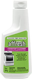 Affresh W10355051 Whirlpool Stove Top Cleaner, 10 oz. Liquid, 1pack