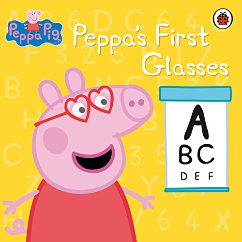 Peppa Pig: Peppa's First Glasses (English Edition)
