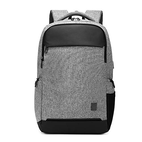 Business Computer Backpack USB Charging Travel Bag