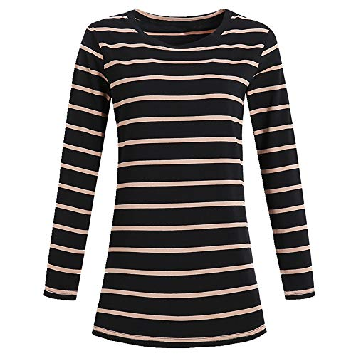 Long Sleeve T-Shirt for Women in Autumn and Winter Yellow