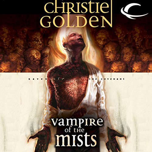 Vampire of the Mists audiobook cover art