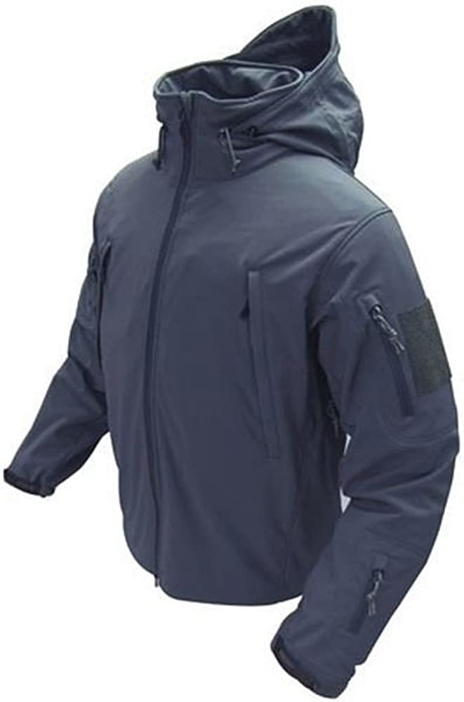 Condor Summit Max Colorado Springs Mall 62% OFF Soft Shell Tactical Size Jacket 3XL Navy Color