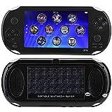 Diyeeni Dual-Rocker-Spielekonsole für Kinder/Erwachsene, tragbares Nostalgie-Handspielgerät mit...