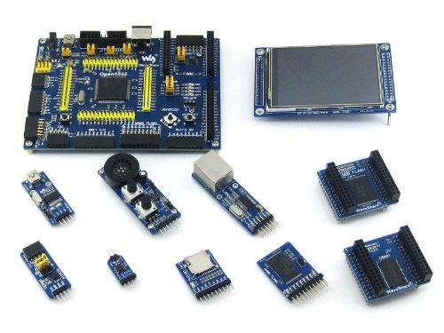 Waveshare STM32 Board STM32F103ZET6 STM32F103 STM32 Development Board + LCD + Accessory Module Kits