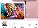 Tablet 10 Pulgadas Android 9 Pie 4G LTE Call 4GB RAM +64GB ROM Tableta- Certificación Google GMS-...